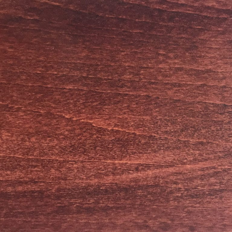 Close-up photo of Mahogany Wood